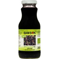 SAM SOK Z BZU CZARNEGO BIO 250 ml - VIANDS