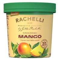 SORBET MANGO BIO 500 ml - RACHELLI ICE CREAM