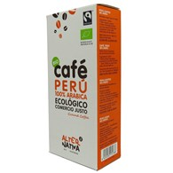 KAWA MIELONA ARABICA PERU FAIR TRADE BIO 250 g - ALTERNATIVA