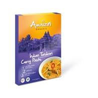 PASTA CURRY INDIAN TANDOORI BIO 80 g - AMAIZIN